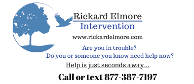 Rickard Elmore  Helping People Ahead